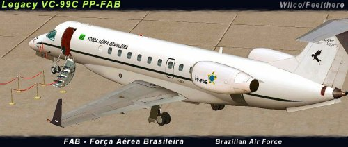 VC-99C FAB / Legacy PIC-Feelthere/Wilco