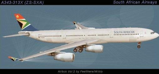 A343 ZS-SXA_Poster