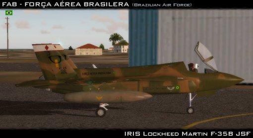 FAB IRIS F-35 JSF