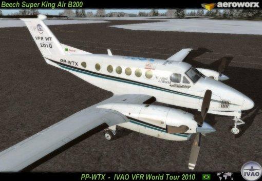 Aeroworx B200 - PPWTX