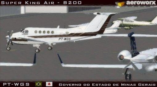 Aeroworx B200 PT-WGS