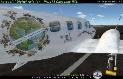 Cheyenne PA31T2 IIXL - PPVWT