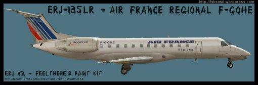 ERJ v2 135 Air France Regional F-GOHE