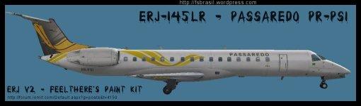 ERJ v2 145 LR Passaredo PR-PSI