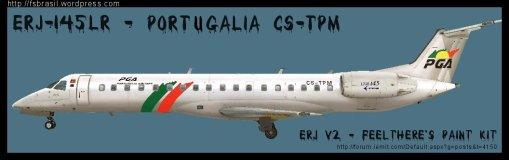 ERJ v2 145 Portugalia CS-TPM
