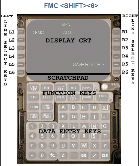 Flight Management Computer (FMC)