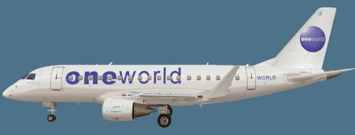 E-Jet - One World - E170
