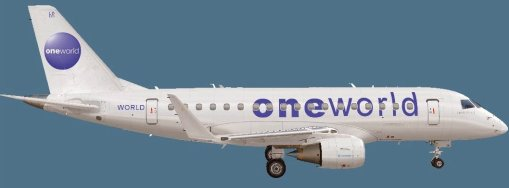 EJet - One World - E-170
