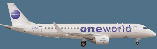 EJet - One World - E-190