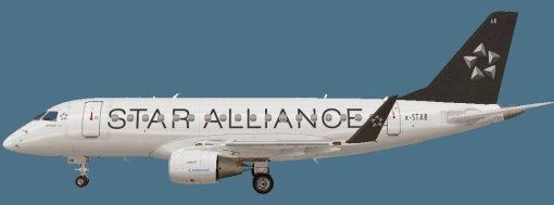 E-Jet - Star Alliance - E170