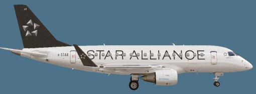 EJet - Star Alliance - E-170