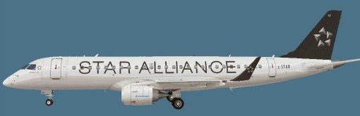E-Jet - Star Alliance - E190