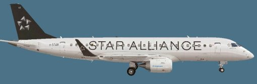 EJet - Star Alliance - E-190
