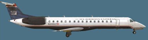 ERJ v2 US Airways N239SK