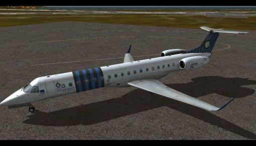 ERJ-145XR Internazionale I-NTER