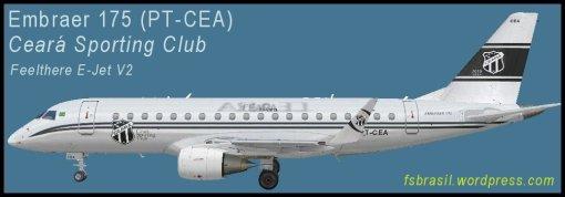 E-Jet E175 Ceara PT-CEA