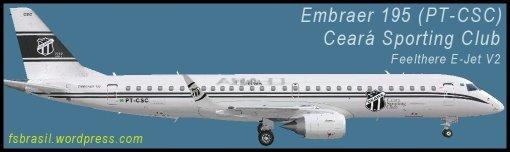 E195 Ceara PT-CSC