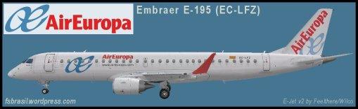 E195 Air Europa EC-LFZ