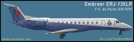 ERJ135LR Porto CR-FCP