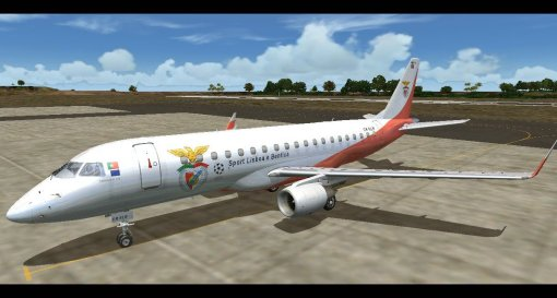 E175 Benfica CR-SLB