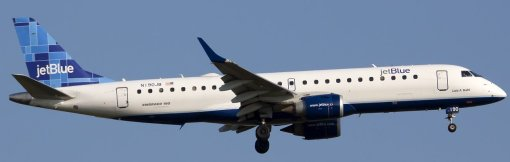 E190 JetBlue - Real N190JB Aircraft