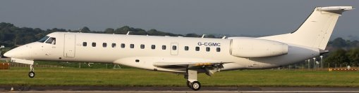 ERJ135 Eastern Airways - Real Aircraft (G-CGMC)